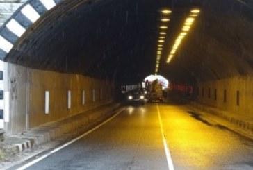 """Авария остави без ток част от тунел """"Железница"""""""