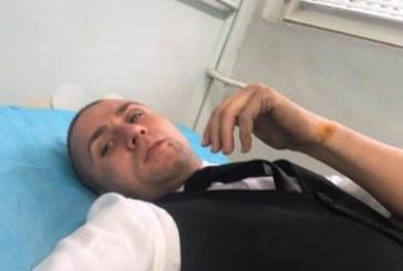 """7 месеца след скандала в Господарите, """"битият"""" Митко Върбанов пак снима репортажи"""