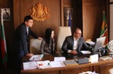 Абитуриенти поеха управлението на община Банско за един ден