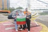 Неврокопчанинът Борис Анзов подари на чистачка от Крим почивката си в 5-звезден хотел, която спечелил от лотария на приема на руския външния министър Сергей Лавров
