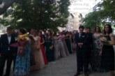 """163 абитуриенти от ПМГ """"Акад. С. П. Корольов"""" закриха балната фиеста в Благоевград"""