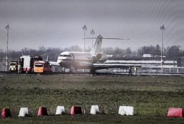 Правителственият самолет на Ангела Меркел не можа да излети
