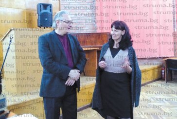 """""""Бащата"""" на съвременната училищна психология в България Панайот Рандев на среща в Благоевград: Дали заради малцинства, немотивирани ученици, недостатъчно ефективни учители и родители, но тъжната истина е, че половината от завършилите основно образование имат сериозни проблеми в четене, писане и смятане"""