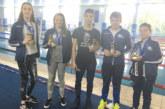 """Благоевградските плувни клубове с 52 медала на """"Talent cup"""""""