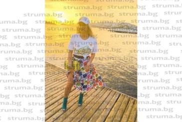 Певицата с корен от Брежани Кристина Траянова-Тина релаксира в курорта Бодрум