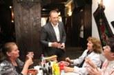 Kметът на Общината Георги Икономов се срещна с учителите-ветерани на празничен обяд