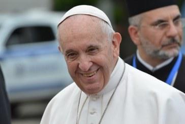 """Католическата църква в България подари на папа Франциск копие на иконата """"Света Богородица Иверска"""""""