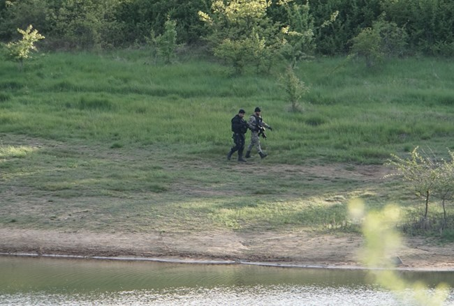 Търсят с хеликоптер убиеца на Милена