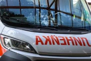 Тир и микробус се удариха край Кюстендил