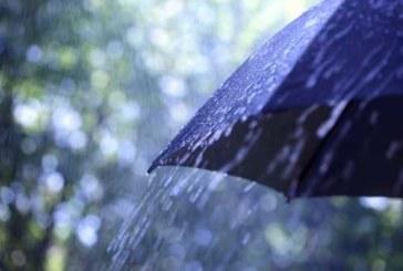 Опасно време! Дъжд и гръмотевици