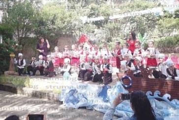 Бъдещите първокласници пяха и танцуваха на сбогуване с детската градина в Долно Осеново