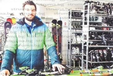 Бившият скиор Яни   Парлапанов прави клубна   база за СПА отдих на 20   любители на белите спортове в разложкото с. Баня