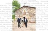 Инициаторът за обновената след пожар църква в село Габрово даде курбан за чудото – след 15 г. чакане стана баща!