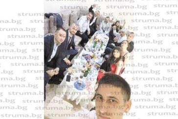 Сандански полицай вдигна сватба на сина си с 400 гости