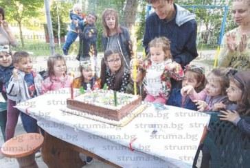 Приказен рожден ден на дъщеричката си Мира организира благоевградското семейство Биляна и Красимир Кишишеви