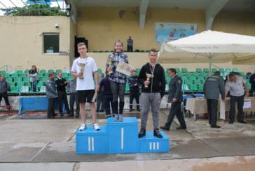 """Ето кой е победителят в областното състезание на младежките противопожарни отряди """"Млад огнеборец"""""""