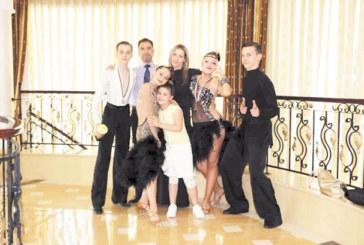 """Танцьорите на """"Импулс"""" с медали от две състезания в Поморие"""