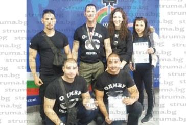 Пернишки полицаи втори в турнир по стрелба