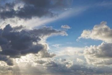 Разкъсана облачност и максимални температури между 17° и 22°