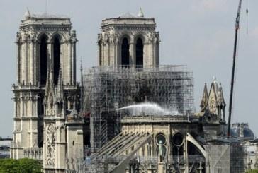 Във Франция приеха законопроект за възстановяване на Нотр Дам от пожара
