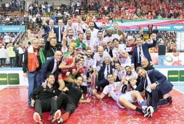 Дупничанинът Цв. Соколов напуска Италия с най-ценния трофей