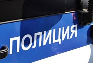 Обраха склад на бензиностанция в Рибник