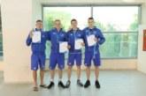 Плувци от Сандански и Благоевград медалисти на Балканските игри в Кавала
