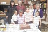 Санданчанин посрещна 60-г. юбилей на пищна трапеза в Македония