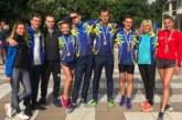 """СКОБ """"Младост"""" с пълен комплект медали от държавното по ориентиране"""