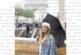 """Състезателката на италианския """"Савино Дел Бене"""", дупничанката Е. Василева, се разходи под дъжда в Париж"""