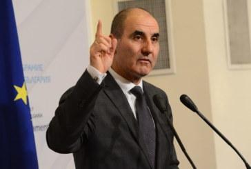 Цветан Цветанов подаде оставка от всички ръководни постове на ГЕРБ, Борисов я прие