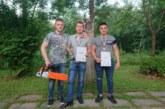 Отборът на ЮЗДП трети на националното състезание за секачи