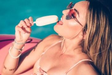Яденето на сладолед в горещо време може да е опасно
