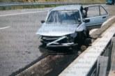 """Благоевградчанин катастрофира на АМ """"Струма"""" на връщане от софийска клиника"""