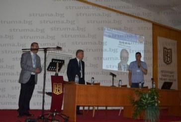 Над 300 учени от 13 държави обсъждат в ЮЗУ съвременните тенденции в природните и техническите науки, математиката и информатиката