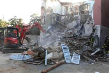 Сграда се срути в Италия, има загинали