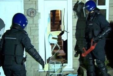 """Над 40 арестувани при мащабната операция """"Халифакс"""", мигрантите брояли по 30 бона, за да стигнат Европа"""