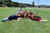 """13-г. девойки на """"Спортика"""" вицешампионки на заключителния фест в Дряново, спряха на полуфинала Хегемона НСА"""