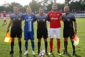 """Капитанът на """"Славата"""" каза край на футбола след историческия сезон"""