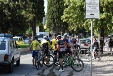Кметът Котев даде старт на XVII колоездачна обиколка на Пирин планина