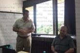 Полицейски служител представи първата си книга в Благоевград