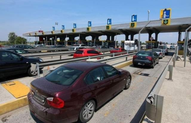 Шоково увеличават пътните такси в Гърция от месец юли