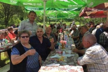 Благоевградското село Габрово празнува на Свети Дух
