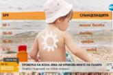 Фалшиви слънцезащитни продукти на пазара