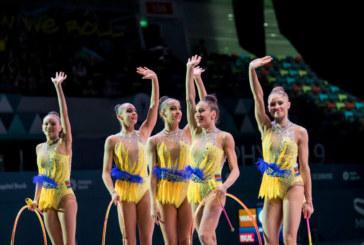 Три медала спечели ансамбълът ни на игрите в Минск