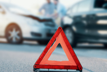 Верижна катастрофа на пътя Бургас – Айтос