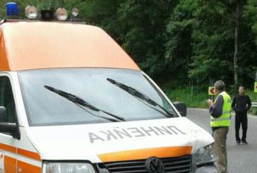32-годишен мъж загина, пометен от автомобил