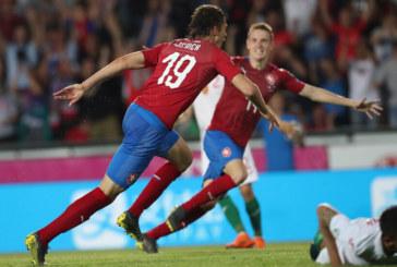 България загуби от Чехия с 1:2