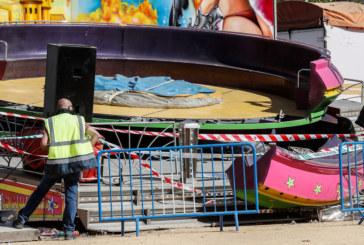 28 ранени при злополука в испански увеселителен парк