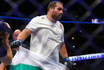 Благой Иванов с втора победа в UFC